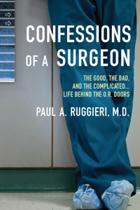Confessions of a Surgeon Book Cover
