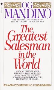 The Greatest Salesman in the World La couverture du livre martien
