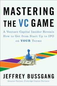 Mastering the VC Game La couverture du livre martien