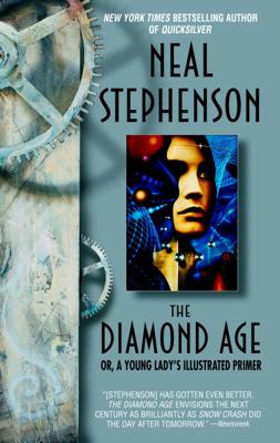 The Diamond Age - Neal Stephenson book