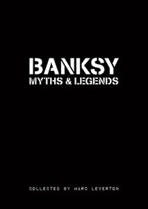 Banksy. Myths & Legends Copertina del libro