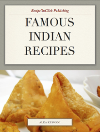 Famous Indian Recipes book