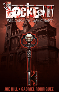 Locke & Key, Vol. 1: Welcome to Lovecraft Libro Cover