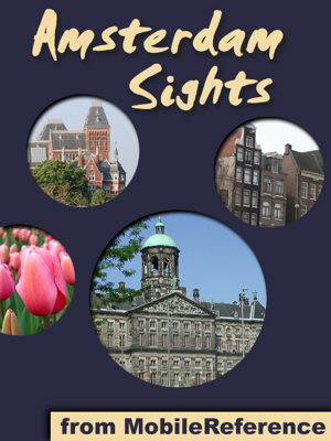 Amsterdam Sights - MobileReference book