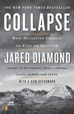 Collapse - Jared Diamond book