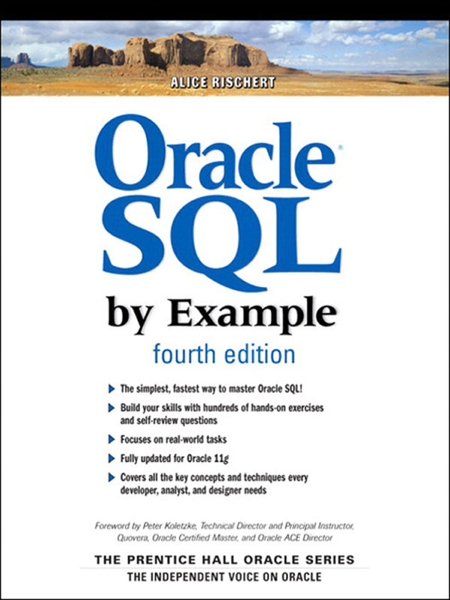 Oracle SQL By Example, 4/e
