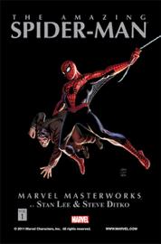 Marvel Masterworks: The Amazing Spider-Man, Vol. 1 book