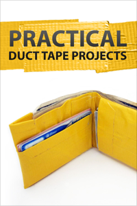 Practical Duct Tape Projects Book Review