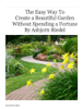 Asbjorn Riedel - Easy Garden Design artwork