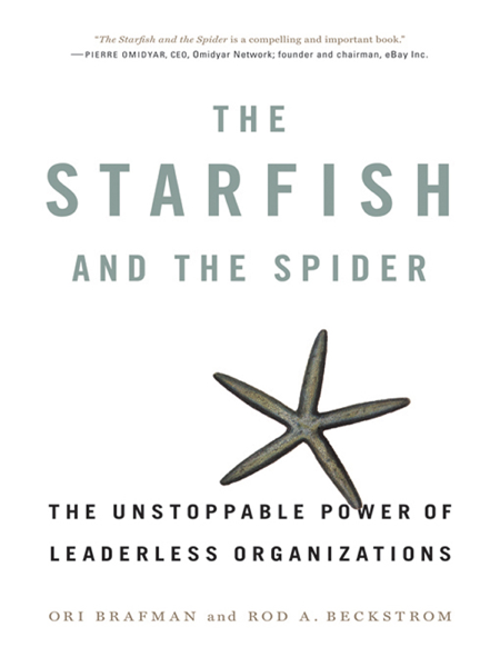 Ori Brafman & Rod A. Beckstrom - The Starfish and the Spider PDF Download