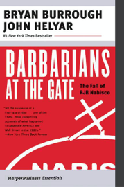 Barbarians at the Gate book