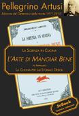 La Scienza in Cucina e l'Arte di Mangiar Bene Book Cover