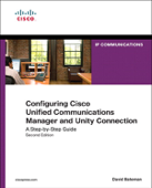 Configuring Cisco Unified Communications Manager and Unity Connection