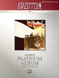 Led Zeppelin: II Platinum Guitar