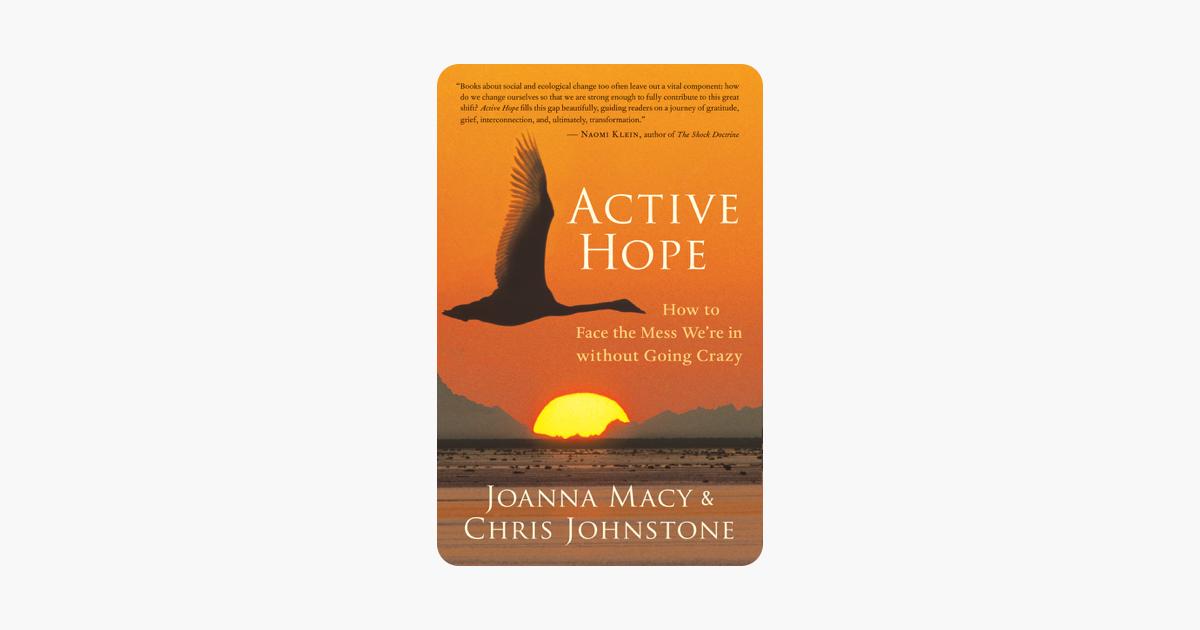 Active Hope - Joanna Macy & Chris Johnstone