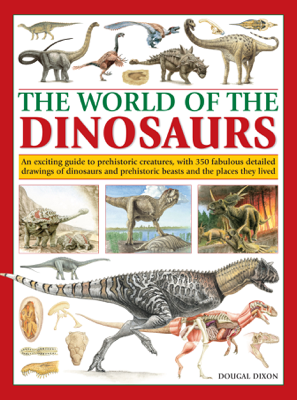 The World of the Dinosaurs - Dougal Dixon book
