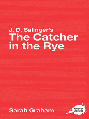 J.D. Salinger's The Catcher in the Rye - Sarah Graham book