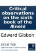 Critical observations on the sixth book of the Æneid