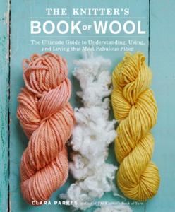 The Knitter's Book of Wool La couverture du livre martien