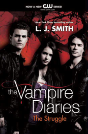 The Vampire Diaries: The Struggle book