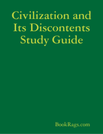 Civilization and Its Discontents Study Guide
