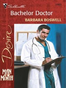 Bachelor Doctor di Barbara Boswell Copertina del libro
