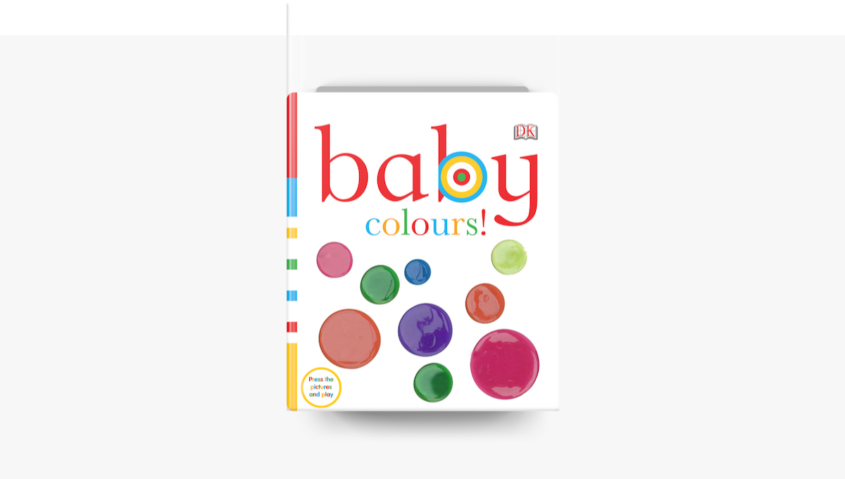 Baby: Colors! (Enhanced Edition) - DK