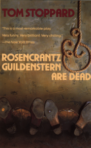 Rosencrantz and Guildenstern Are Dead Book Cover