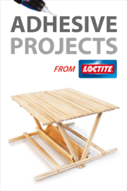 Adhesive Projects book
