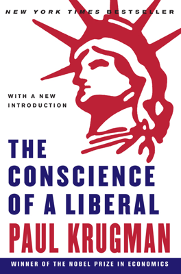 The Conscience of a Liberal - Paul Krugman book