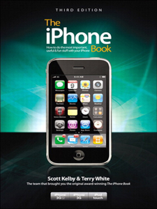The iPhone Book, Third Edition (Covers iPhone 3GS, iPhone 3G, and iPod Touch) Copertina del libro