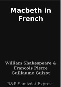 Macbeth in French La couverture du livre martien