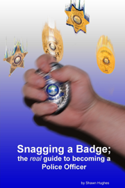 Snagging a Badge book