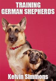 Training German Shepherds book