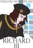 William Shakespeare - Richard III  artwork