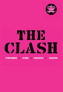 The Clash Cover Book