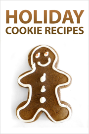 Holiday Cookie Recipes book