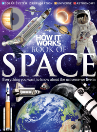 How It Works: Book of Space book