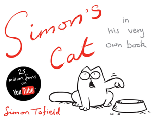 Simon's Cat Boekomslag