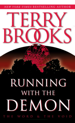 Running with the Demon - Terry Brooks book