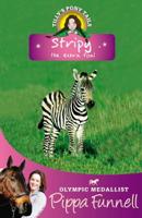 Pippa Funnell - Stripy the Zebra Foal artwork