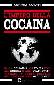 L'impero della cocaina Libro Cover