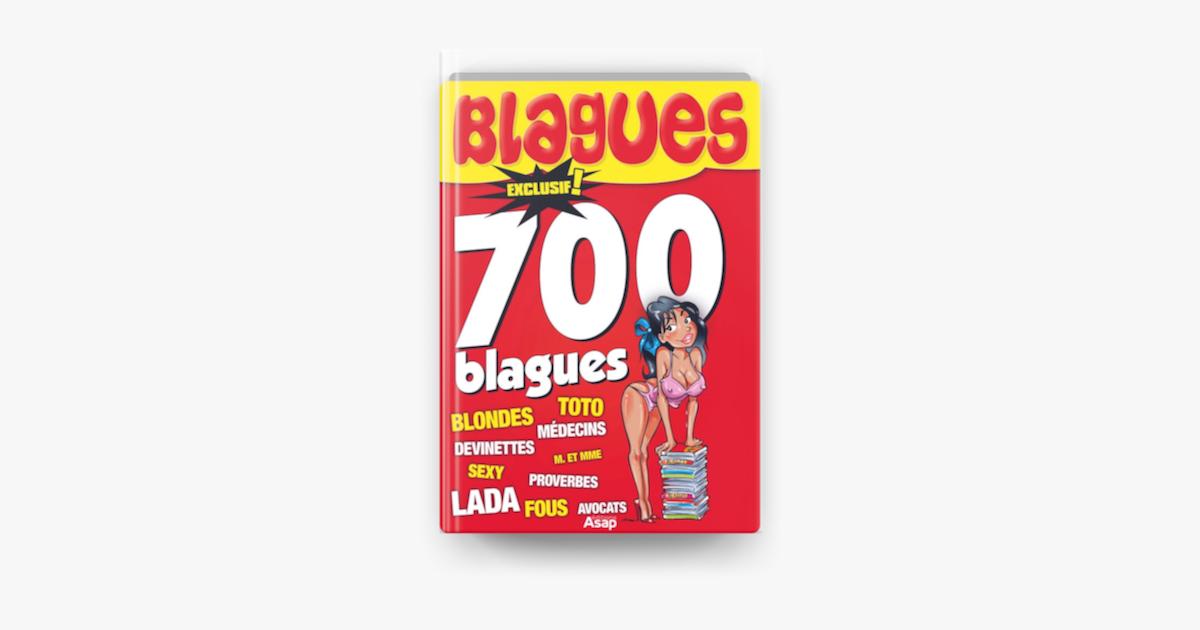 700 Blagues Sur Apple Books