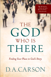 God Who Is There book