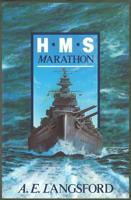 A E Langsford - Hms Marathon artwork
