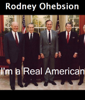 Rodney Ohebsion - I'm a Real American artwork
