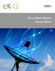 CK-12 Basic Physics - Second Edition Book Review