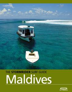 The Stormrider Surf Guide: Maldives Copertina del libro