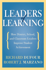 Leaders of Learning book