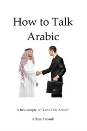 How to Talk Arabic book